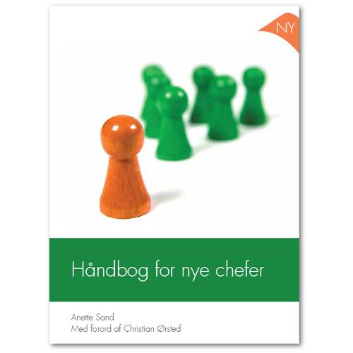 Håndbog for nye chefer cover